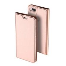 Θήκη Book KLD Skin Pro για Xiaomi Mi A1 Ροζ Χρυσό (KLDSPMIA1RG)