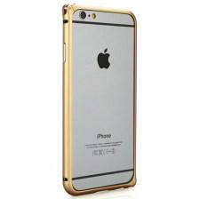 Θήκη Bumper X-doria για iPhone 6/6s Χρυσό Μεταλλικό (428781)