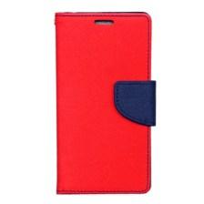 Θήκη Fancy για Huawei P9 Lite Κόκκινη/Μπλε (0009093573)