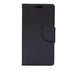 Θήκη Fancy για Lenovo A7010 Μαύρη (0009093215)