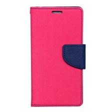 Θήκη Fancy για Samsung G900 Galaxy S5 Φούξια/Μπλε (0009093227)