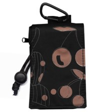 Θήκη Fashion Cherry Μαύρη (2106CHB0262)