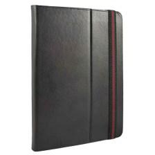 Θήκη Ideus Universal για Tablet Stand 7 Δερμάτινη Μαύρη (FOUNI7LEABK)