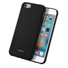 Θήκη KLD Pocard για Apple iPhone 5/5s/SE Μαύρη (KLDCARDIP5BK)
