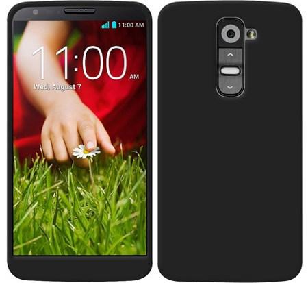Θήκη TPU για LG G2 Μαύρη Mjoy 0009091289