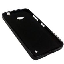 Θήκη TPU για Microsoft Lumia 640 Μαύρη Mjoy 0009092570