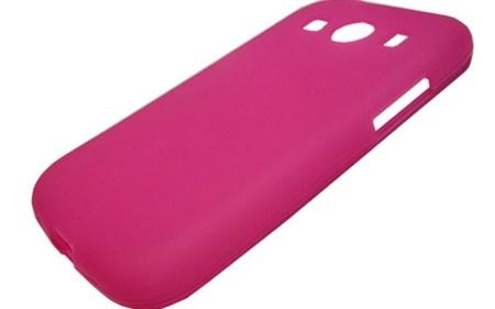 Θήκη TPU για Samsung G357 Galaxy Ace 4 Ροζ Mjoy 0009092364