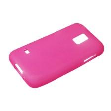 Θήκη TPU για Samsung G800 Galaxy S5 mini Ροζ Mjoy 0009091912