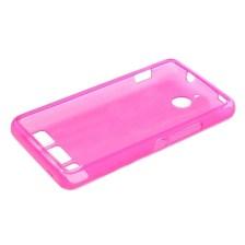 Θήκη TPU για Sony Xperia E1 Ροζ Mjoy 0009092267