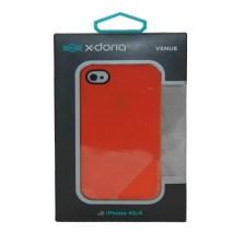 Θήκη X-doria για iPhone 4/4S Venue Πορτοκαλί (404921)