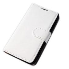 Θήκη Πορτοφόλι Slim για Samsung A300 Galaxy A3 Λευκή Mjoy MJ11473