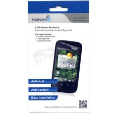 Φίλμ Προστασίας Trendy Οθόνης για Sony Xperia Z3 Clear Σετ 2Τεμ (0009092246)