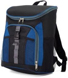 Ισοθερμική Τσάντα Benzi BZ5138 Μαύρη/Μπλε