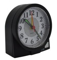 Ρολόι-Ξυπνητήρι 772360 Μαύρο