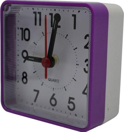 Ρολόι-Ξυπνητήρι 760176 Μωβ