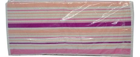 Σιδερόπανο Λάστιχο Βαμβακερό 50x140cm Ρίγες (764839)