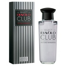 Antonio Banderas Select Diavolo Club Eau de Toilette 100ml