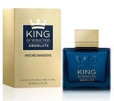 Antonio Banderas King Of Seduction Absolute Eau de Toilette 100ml
