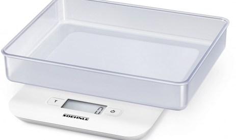 Ζυγαριά Κουζίνας Soehnle 65122 KSD Compact