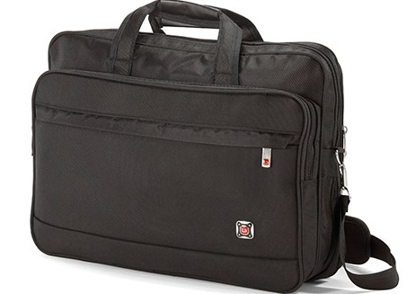 Τσάντα Laptop 17 Benzi BZ5087 Μαύρη