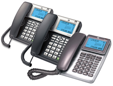Τηλέφωνο Ενσύρματο IQ DT-860