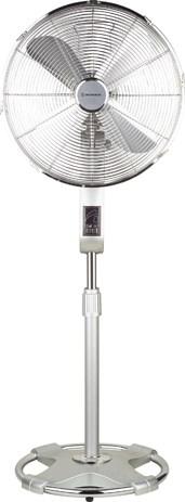 Ανεμιστήρας Δαπέδου 16 Morris MFS-16220 Χρώμιο