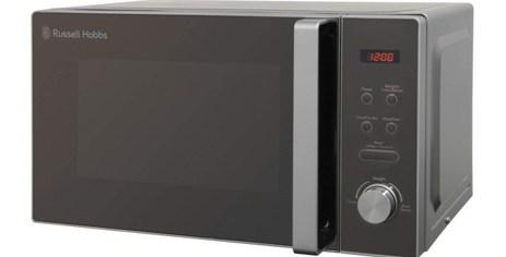 Φούρνος Μικροκυμάτων 20lt Russell Hobbs RHM 2076B Digital Black