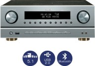 Ραδιοενισχυτής 5.1 Karaoke με Bluetooth & USB Akai AS005RA-750BT