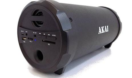 Φορητό Ηχείο Bluetooth με USB Akai ABTS-12C