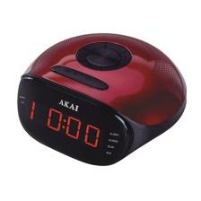 Ψηφιακό Ξυπνητήρι με Ραδιόφωνο Akai ACR-267