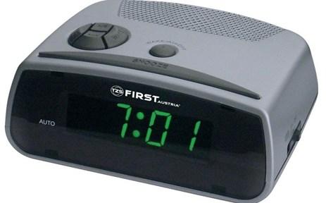 Ψηφιακό Ξυπνητήρι First FA-2410-GR