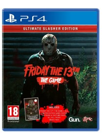 Friday The 13th Ultimate Slasher Edition - PS4 Game