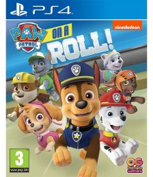 PAW Patrol: On a Roll - PS4 Game