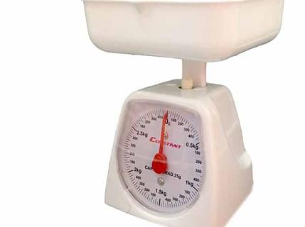 Αναλογική Ζυγαριά Κουζίνας 3kg Home&Style 7351419260-24