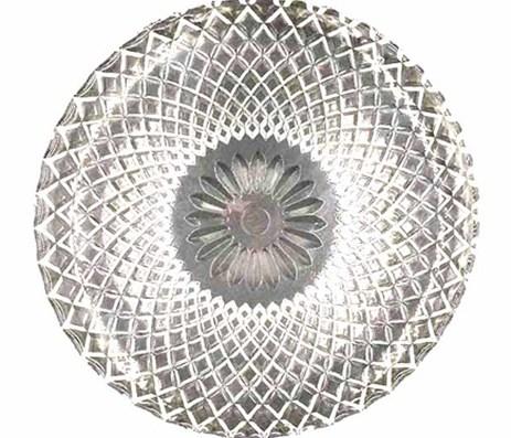 Πιάτο Πάστας Γυάλινο Elena Σετ 6τμχ 15cm Home&Style 7356-16