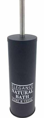 Πιγκαλ Μαύρο Μεταλλικό με Τυπώμα Home&Style 6661040ΜΡ-24