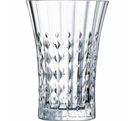Ποτήρι Νερού Elena 300ml Home&Style 735010603-72/6 Σετ 6τμχ