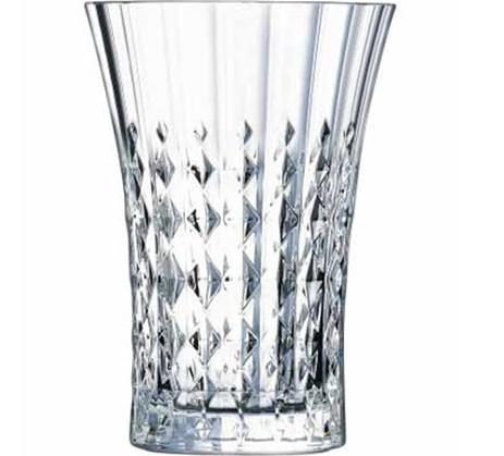 Ποτήρι Νερού Elena 345ml Home&Style 735010602-48/6 Σετ 6τμχ