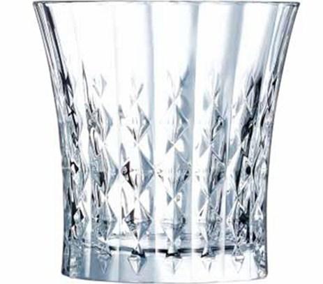 Ποτήρι Ουίσκι Elena 270ml Home&Style 735010601-72/6 Σετ 6τμχ