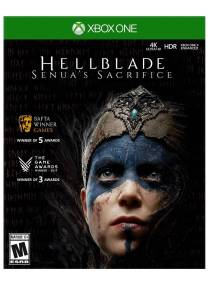 HellBlade Senua's Sacrifice - XBox One Game