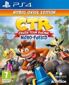 Crash Team Racing Nitro Fueled D1 Nitros Oxide Edition - PS4 Game