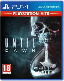 Until Dawn Hits - PS4 Game