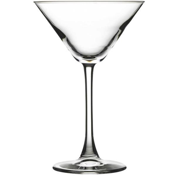 Ποτήρι Γυάλινο Martini 21cl Pasabahce Enoteca Σετ 6τμχ