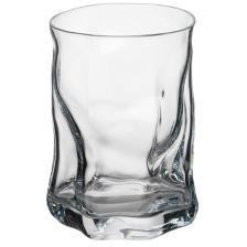 Γυάλινο Ποτήρι 30cl Bormioli Rocco Sorgente Acqua/Clear Σετ 6τμχ