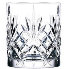Ποτήρι Κρυστάλλινο Σκαλιστό 31cl RCR Melodia Σετ 6τμχ