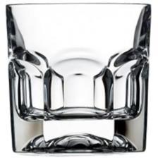 Ποτήρι Κρυστάλλινο Σκαλιστό 28cl RCR Provenza Σετ 6τμχ