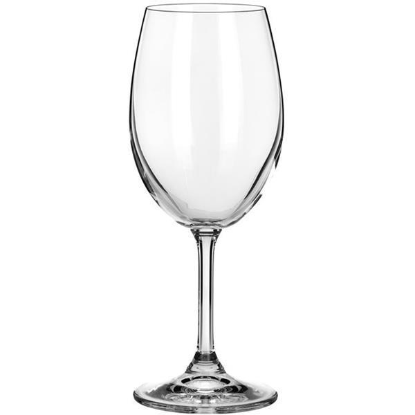 Ποτήρι Κρυσταλλίνης Κρασιού 34cl Banquet Crystal Leona Σετ 6τμχ