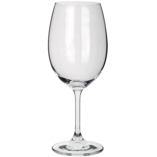 Ποτήρι Κρυσταλλίνης Κρασιού 43cl Banquet Crystal Leona Σετ 6τμχ