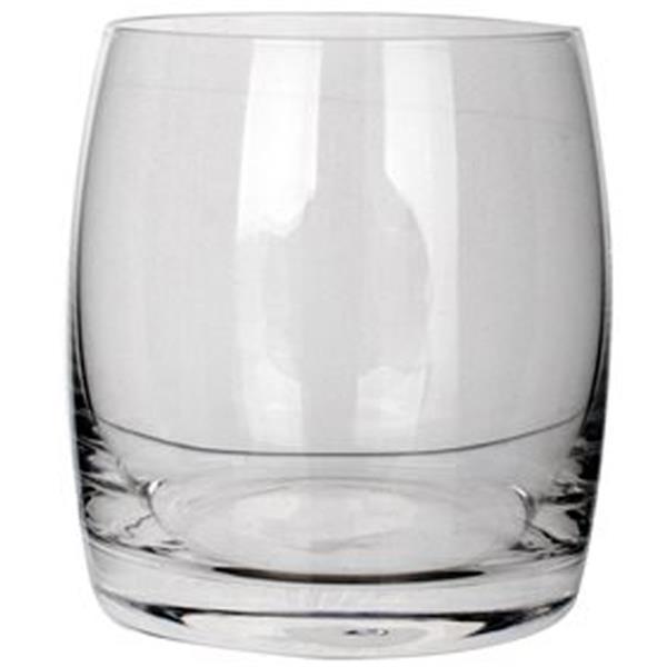 Ποτήρι Κρυσταλλίνης Χαμηλό 28cl Banquet Crystal Leona Whisky Σετ 6τμχ
