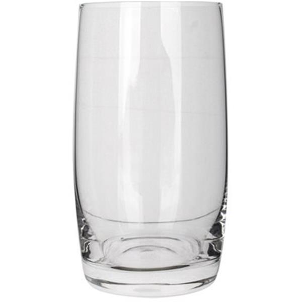 Ποτήρι Κρυσταλλίνης Long Drink 38cl Banquet Crystal Leona Σετ 6τμχ